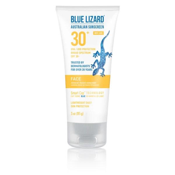 Blue Lizard Blue Lizard Sunblock Face SPF 30