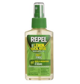 Repel Repel Lemon Eucalyptus Repellent, 4oz