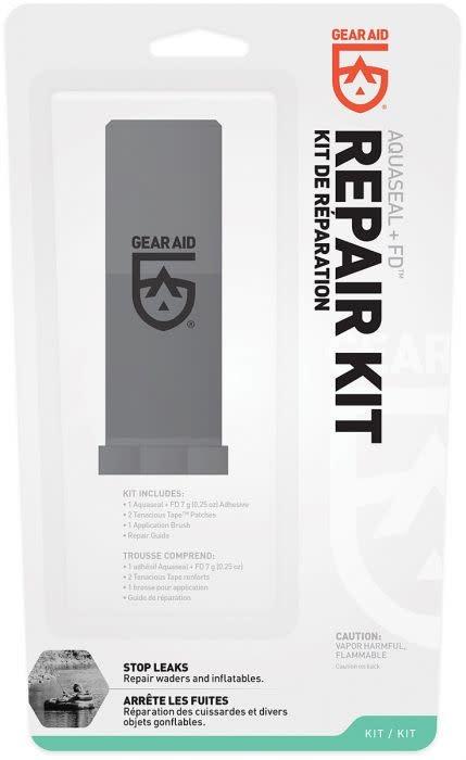 Gear Aid Aquaseal 1/4oz Repair w/ Patch