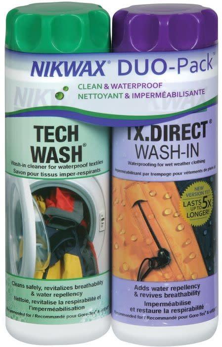NIKWAX NikWax Hardshell Tech/Tx Direct Pack