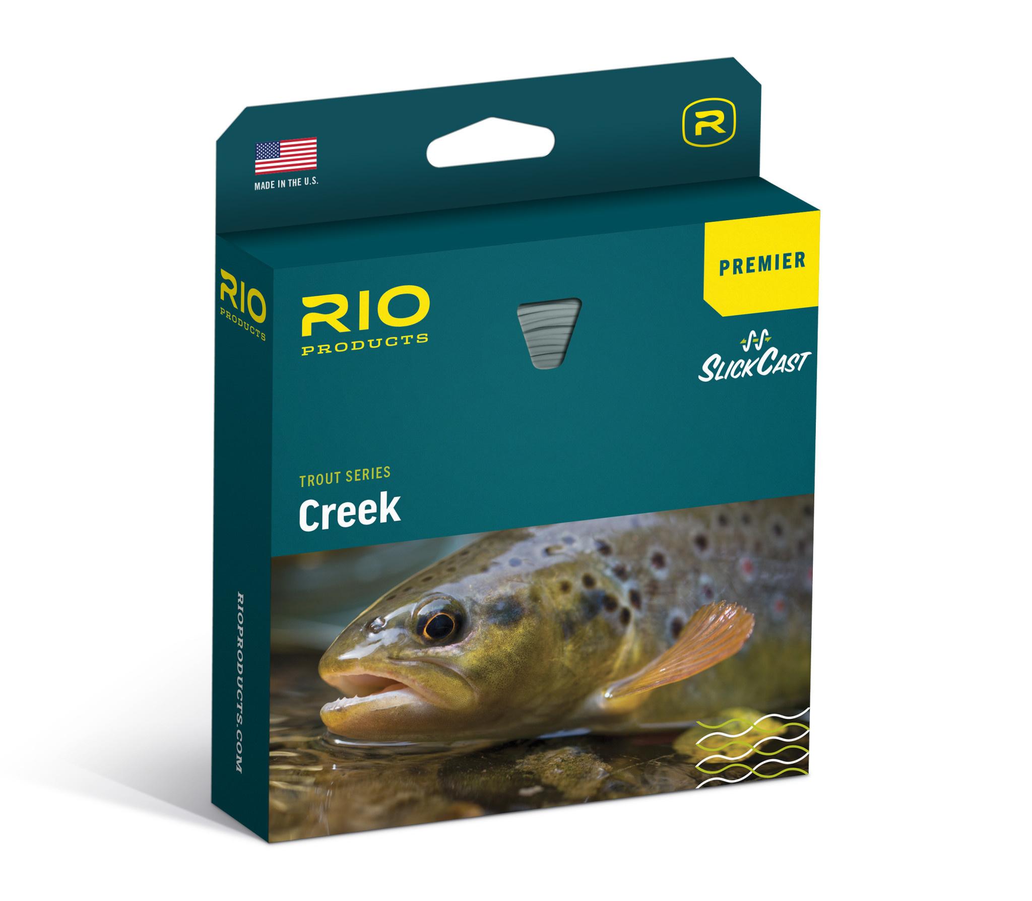 Rio Premier Rio Creek Fly Line