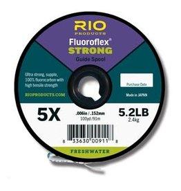 Rio Rio Fluoroflex Strong Tippet 30yd