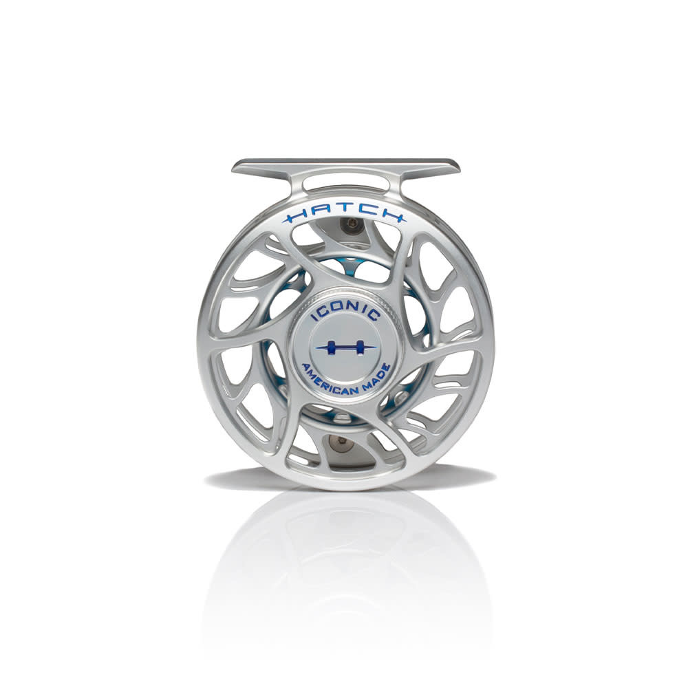 Hatch Hatch Iconic Fly Reel Freshwater