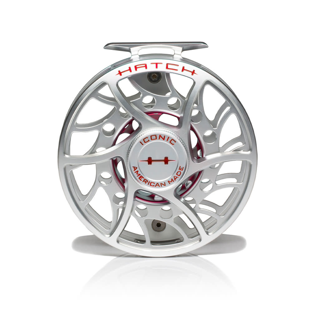 Hatch Hatch Iconic Fly Reel Saltwater