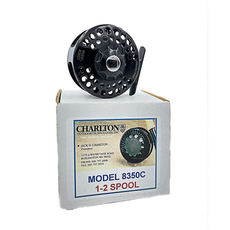 Jack Charlton Charlton 8350C Configurable Fly Reel 1-2 wt