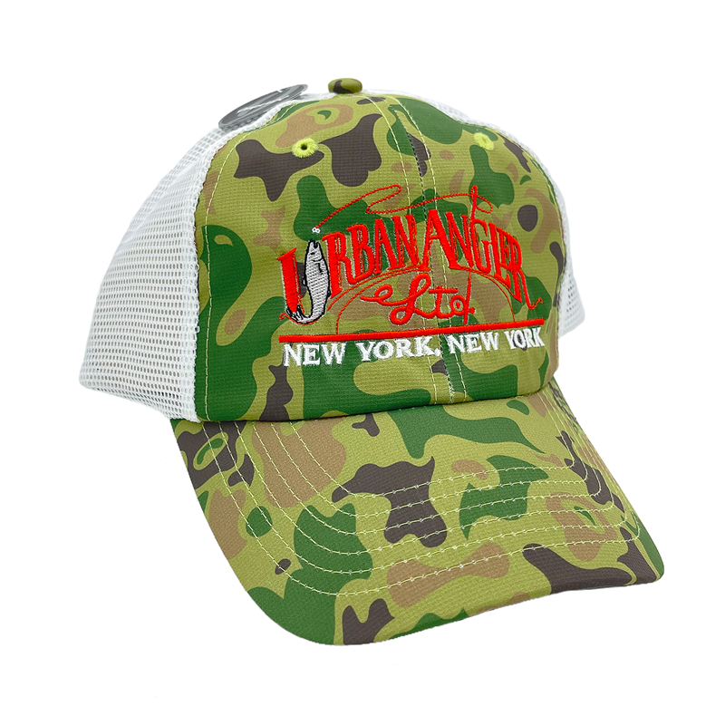 Urban Angler Urban Angler Performance Trucker Hat