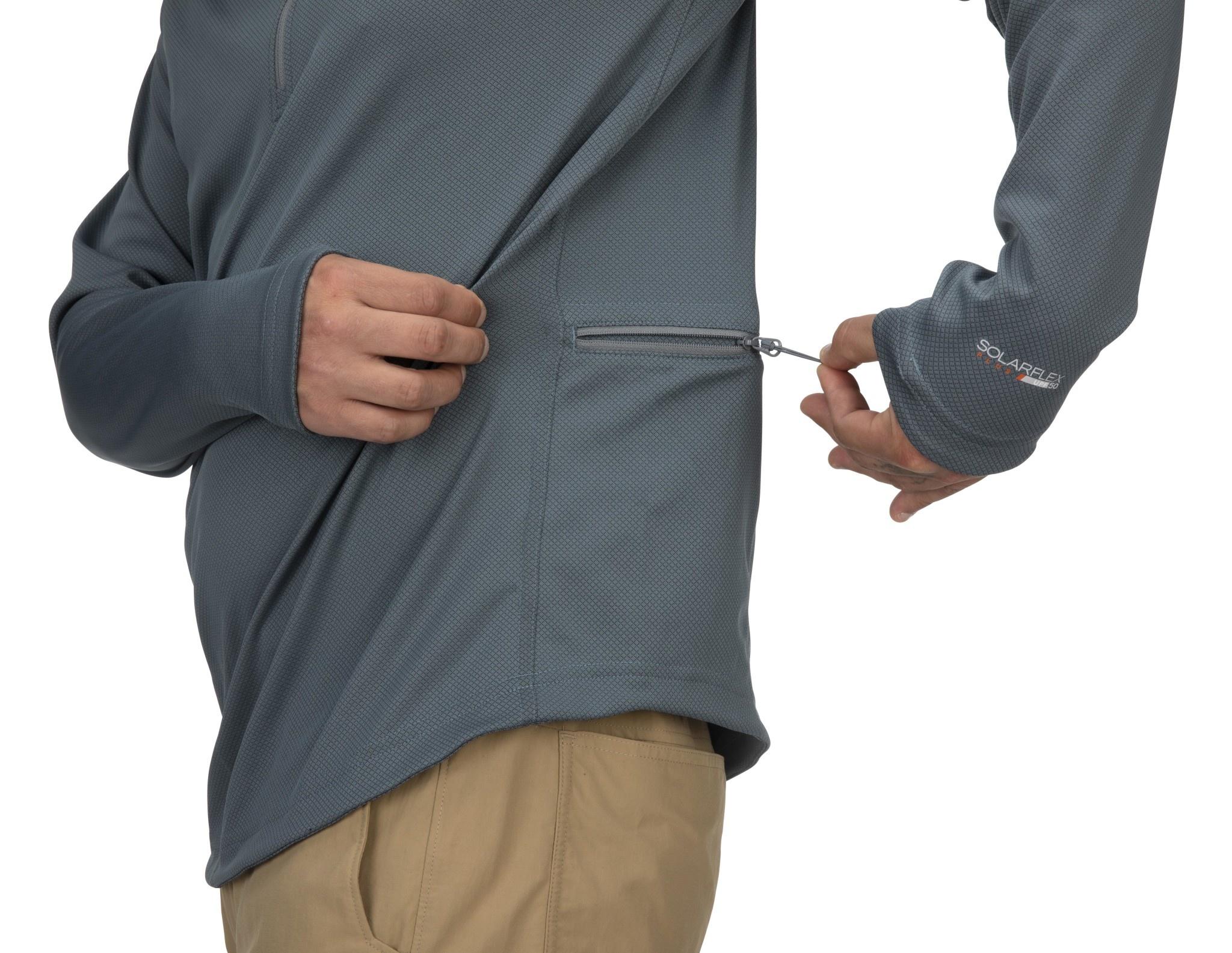 Simms Simms SolarFlex Plus Half-Zip