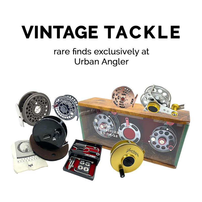 Vintage and Used Tackle