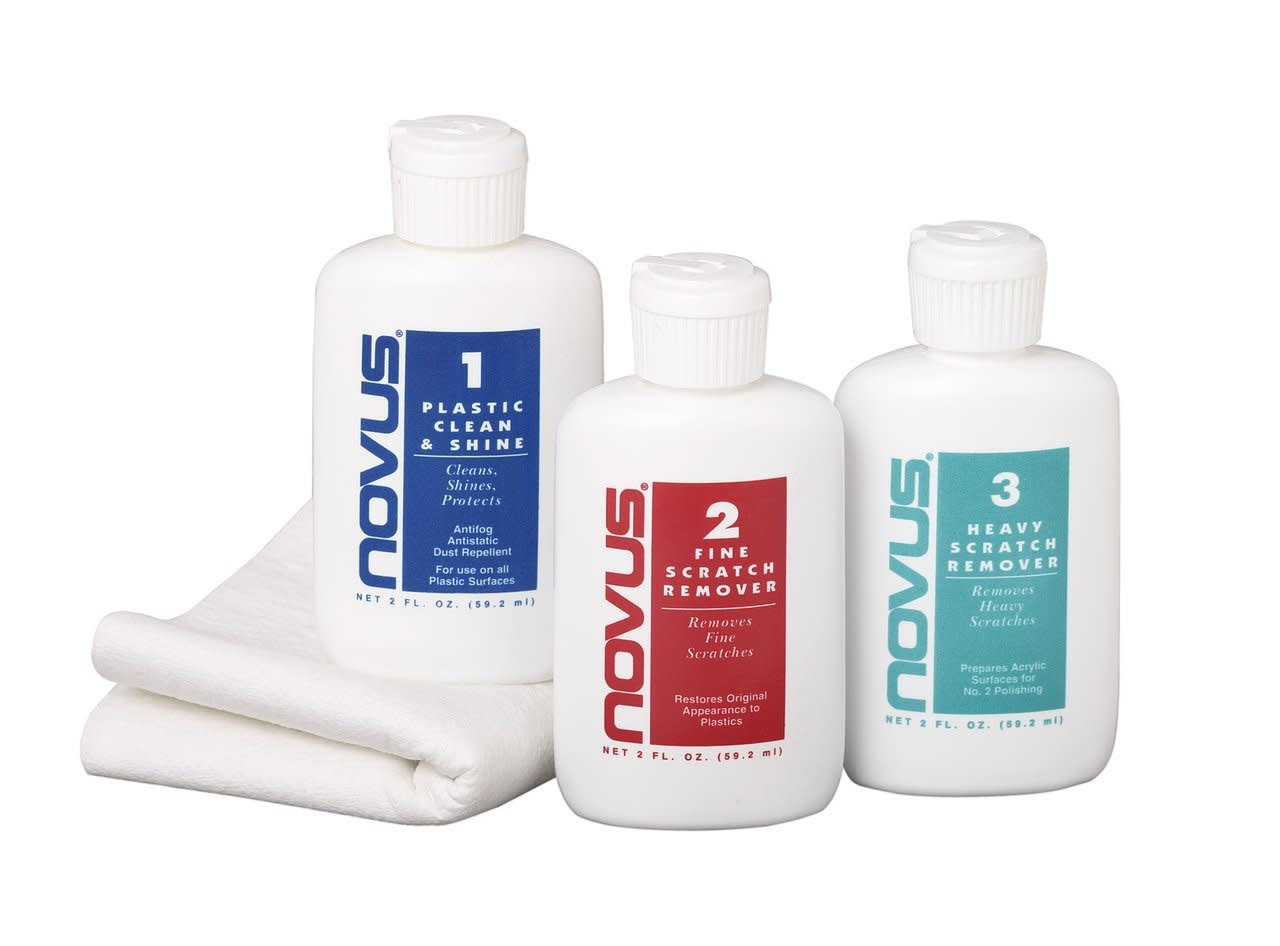 AxisGO AxisGO Novus Polish Kits