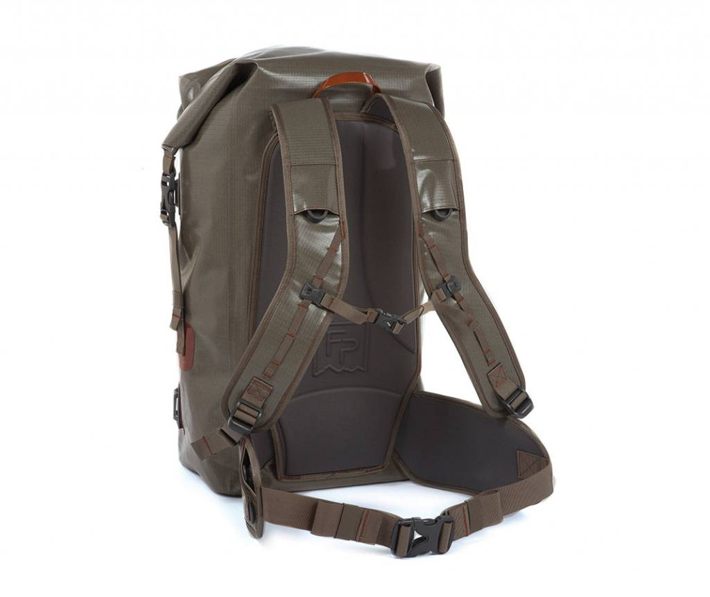 Fishpond Fishpond Wind River Roll-Top Backpack- Gravel