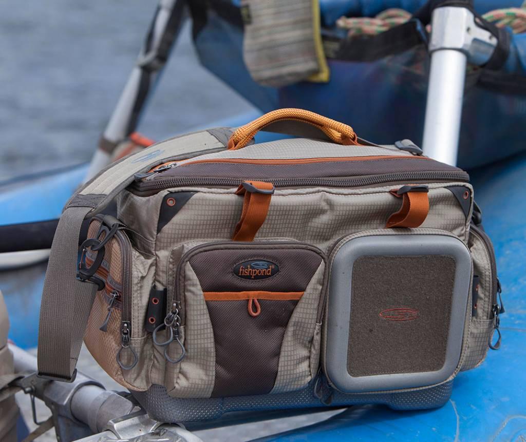 Fishpond Fishpond Green River Gear Bag- Granite