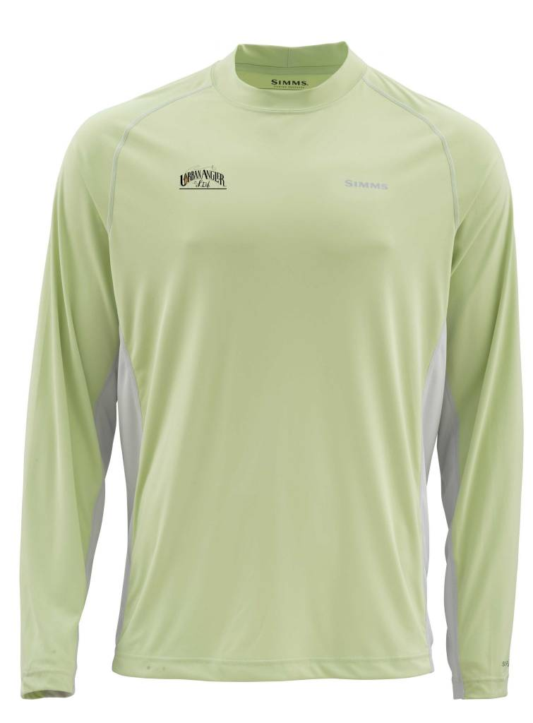 Simms Urban Angler Logo Solarflex Shirt