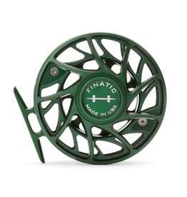 Hatch Custom Hatch Finatic Reel - Green