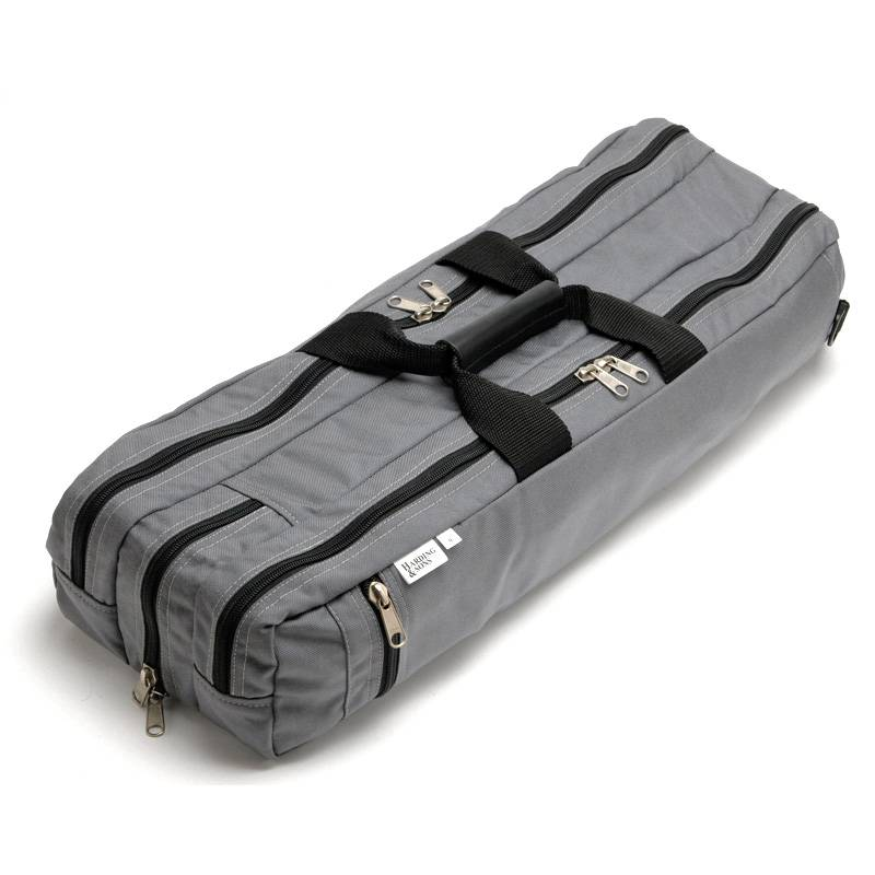 Harding & Sons 5-pcs Harding & Sons Soft Traveler Rod Case