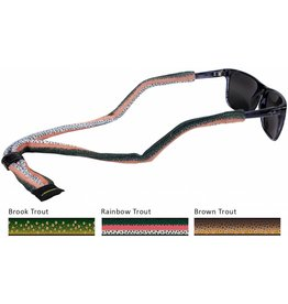 Croakies Croakies Suiters Fish Skin
