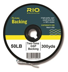 Rio Rio Two-Tone Gel Spun Backing