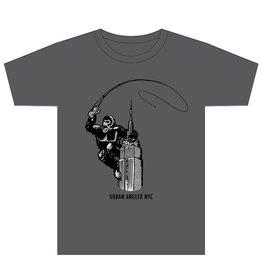 Urban Angler Kong's Clinic Logo Performance T-Shirt