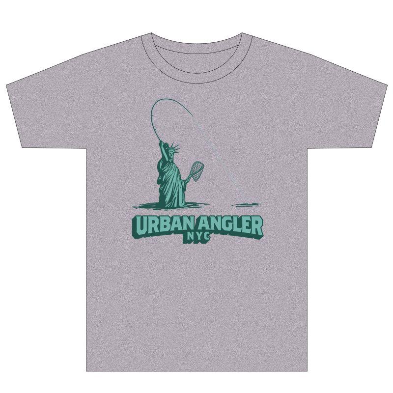 Urban Angler Landing Liberty Logo T-Shirt