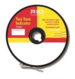Rio Rio 2-Tone Indicator Tippet 3x