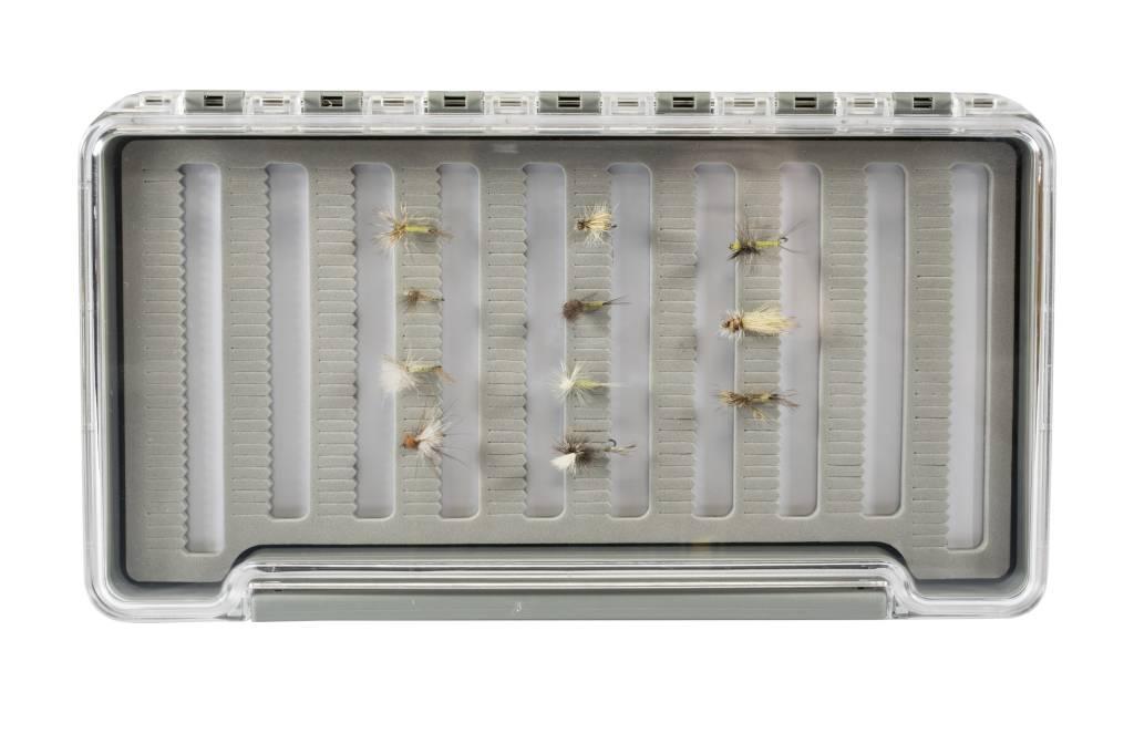 Urban Angler UA Thin Waterproof Box Clear - XL