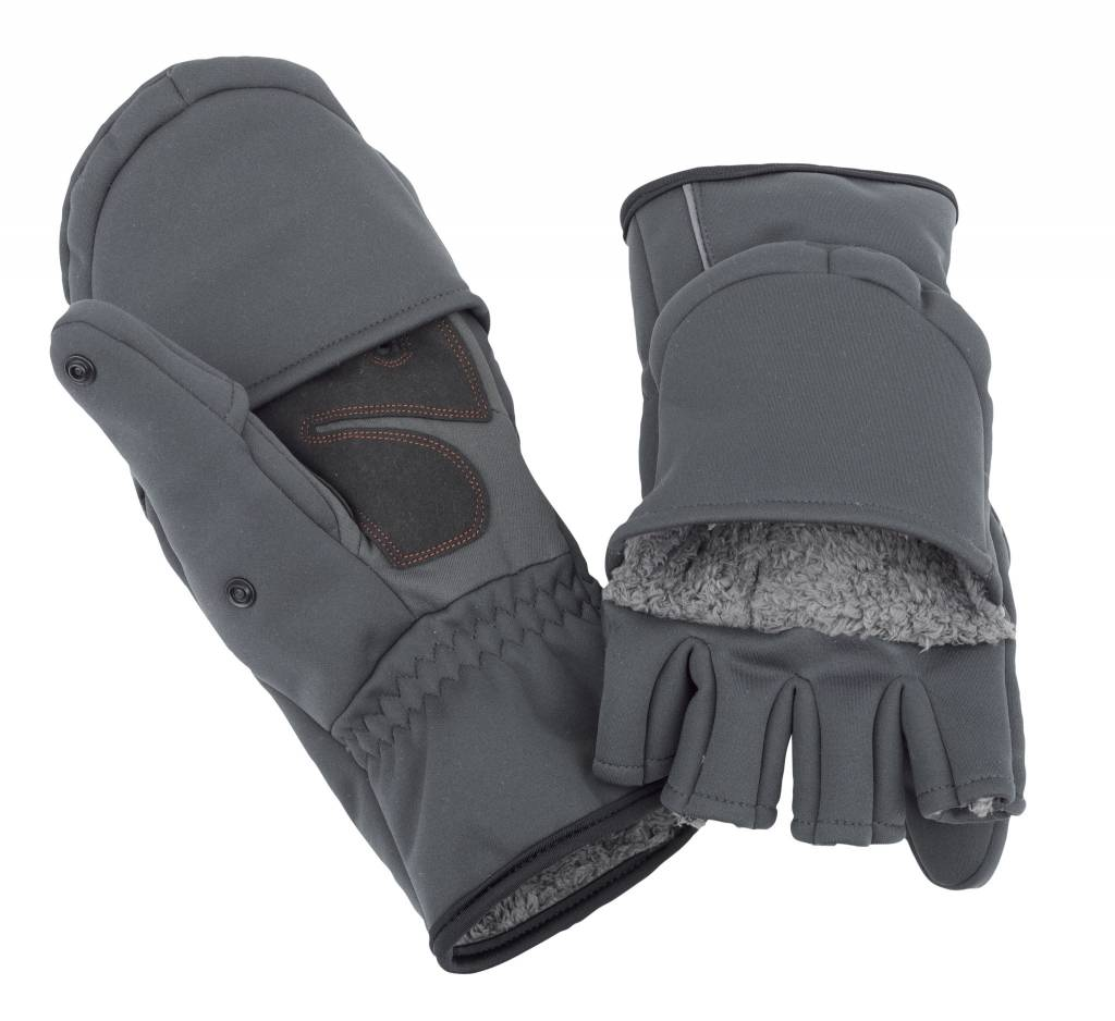 Simms Simms Guide Windbloc Foldover Mitt - 30% OFF SALE