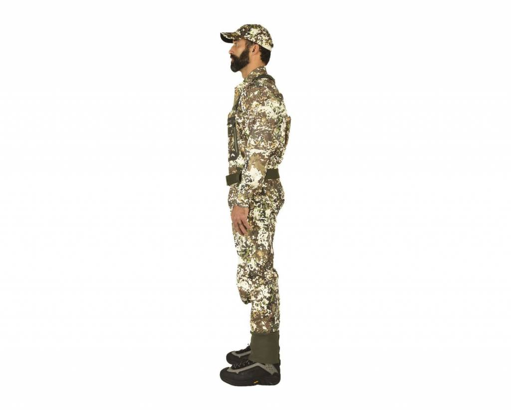 SIMMS G3 GUIDE RIVER CAMO WADERS STOCKINGFOOT