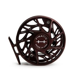 Hatch Custom Hatch Finatic Reel - Oxblood