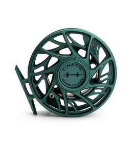 Hatch Custom Hatch Finatic Reel - Kelp
