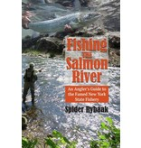 Fishing The Salmon River by Spider Rybaak