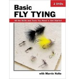 Basic Fly Tying DVD 2-Disc Set
