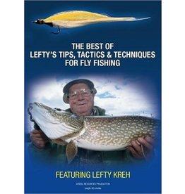 Best Of Lefty's Tips & Tactics DVD