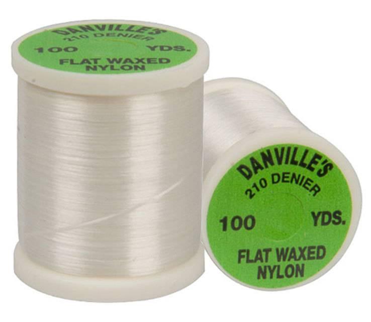 Flat Waxed Nylon