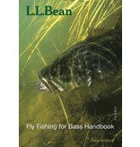 LL Bean Fly-Fishing For Bass 2nd Edition, PB