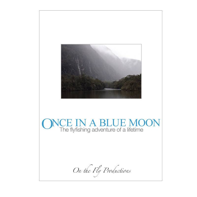 Once In A Blue Moon DVD