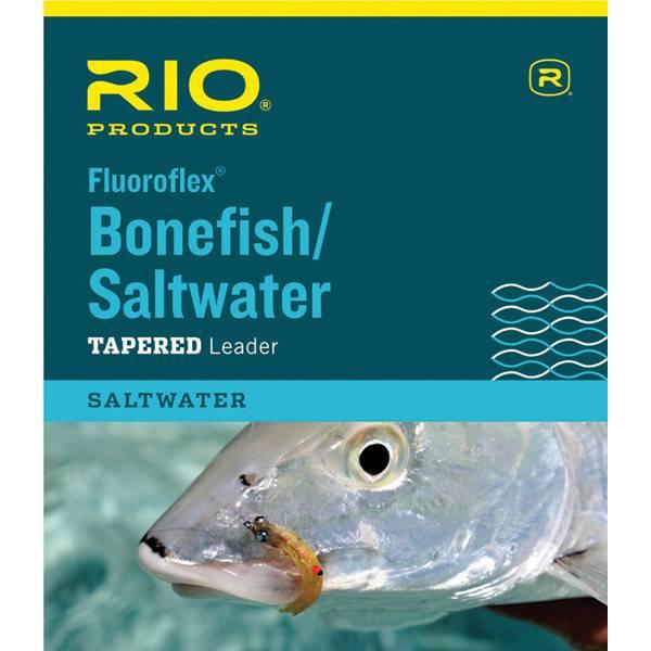 Rio Rio 9' Fluoroflex Saltwater Leader