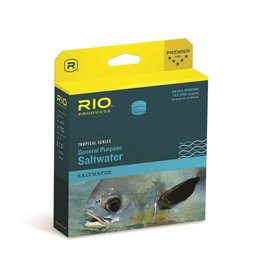 Rio Rio Tropical Saltwater Clear Tip