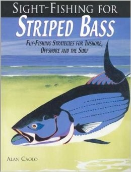 Sight Fishing Striped Bass, PB