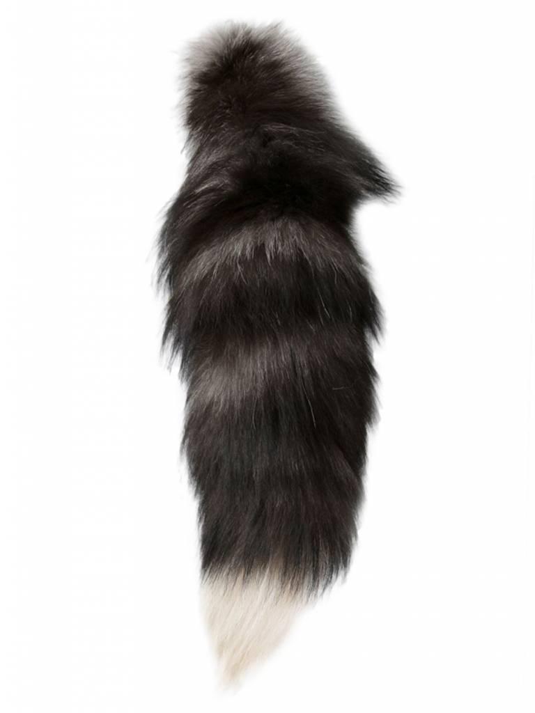 Silver Fox Tail