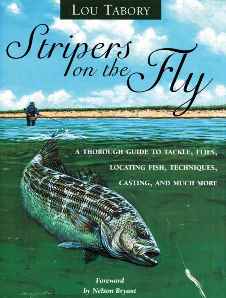 Stripers On The Fly (HC)