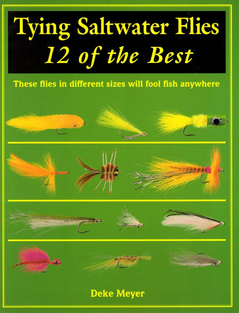Tying Saltwater Flies 12 Best
