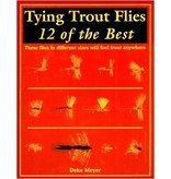 Tying Trout Flies 12 Best PB