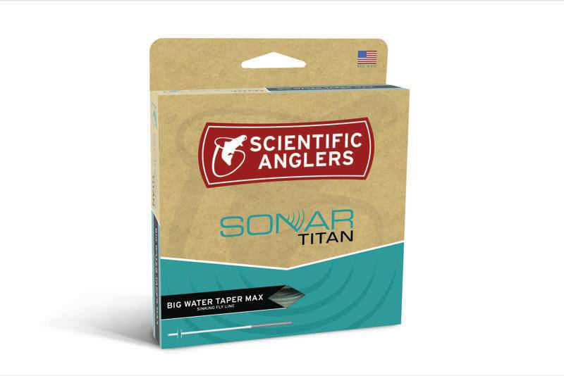 Scientific Anglers Scientific Anglers Textured Sonar Titan Big Water Taper