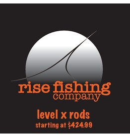 Rise Fishing Co. Rise Level X