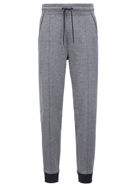 HUGO BOSS DRAW STRING-WAIST LOUNGEWEAR PANTS