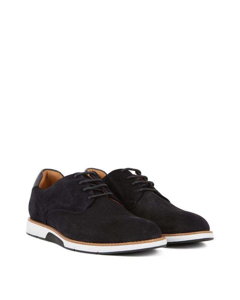HUGO BOSS SUEDE DERBY SHOES
