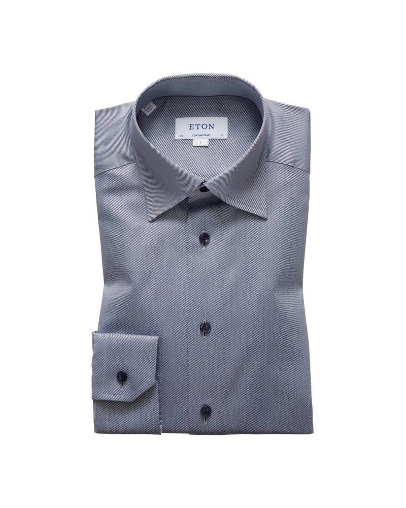ETON OF SWEDEN DOBBY SHIRT