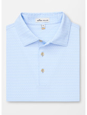 PETER MILLAR PRINTED GOLF POLO