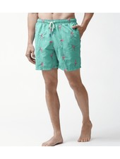 TOMMY BAHAMA FLAMINGO SWIM TRUNKS