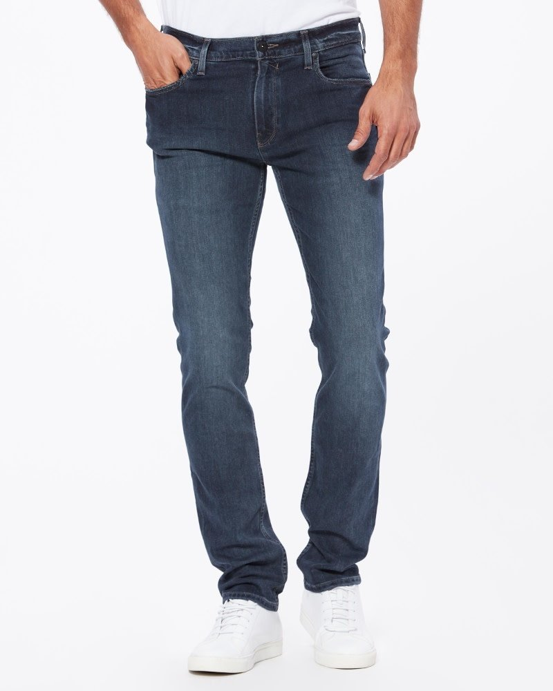 PAIGE FEDERAL JEANS IN CARRAWAY