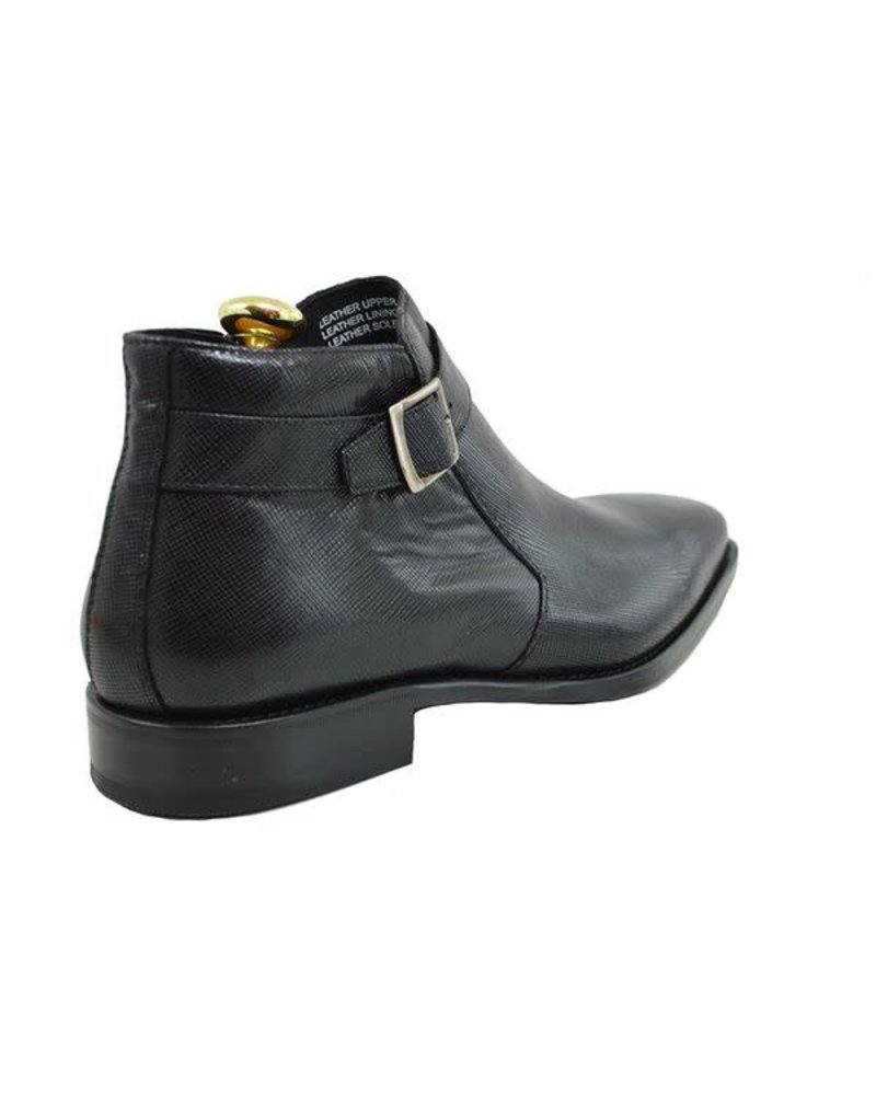 DEMI LEATHER BOOT